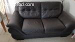 Canape cuir